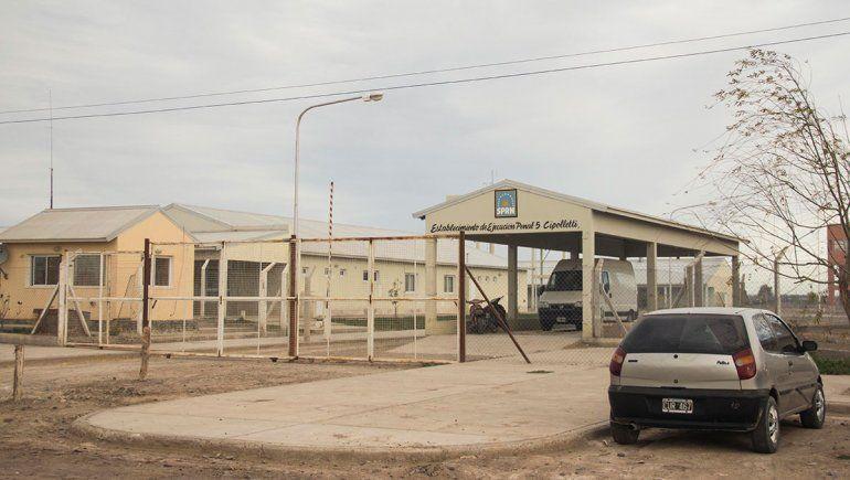 El preso que hizo reclamo dejará la cárcel en 23 días