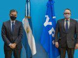 González y Kulfas lanzaron el programa #Ympulso