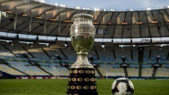 Copa América de Brasil: confirman 4 sedes y que se jugará sin público