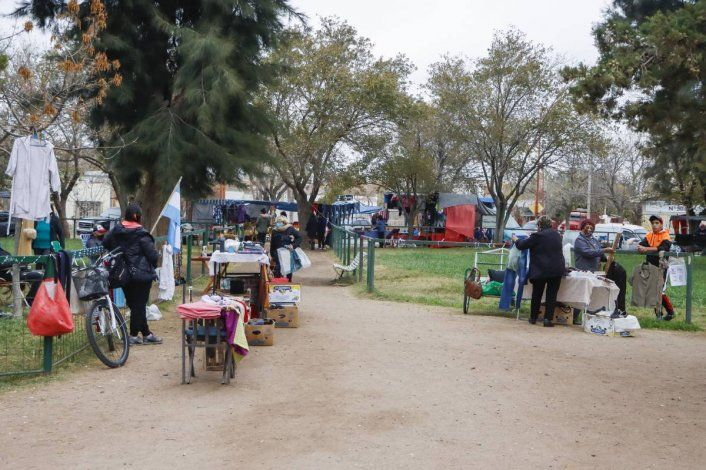 Suspenden por una semana la actividad de la feria del Don Bosco
