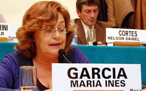 García pidió la aplicación del Plan de Prevención Integral