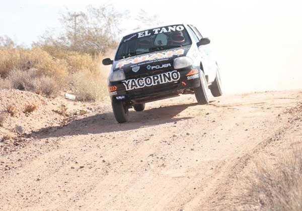 Nueve cipoleños en la fecha del Rally en Zapala