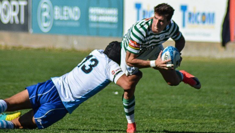Marabunta vuelve al Cuyano de rugby.