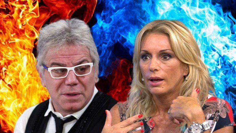 Beto Casella quiso dejar en ridículo a Yanina