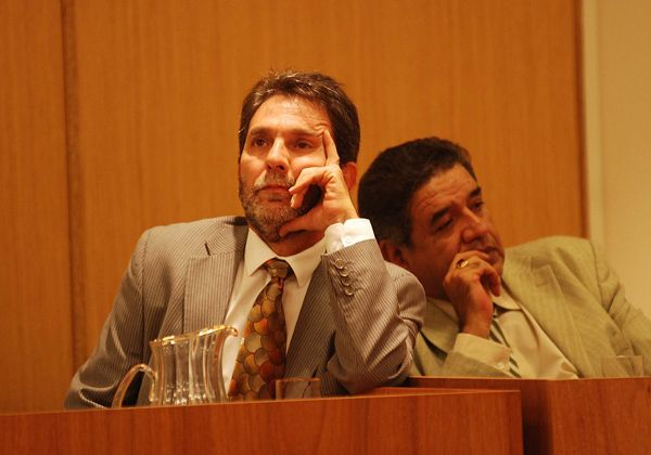 Absolvieron al juez Pablo Iribarren