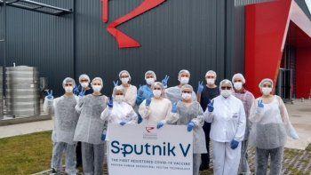Cómo será la fabricación de la vacuna argentina Sputnik