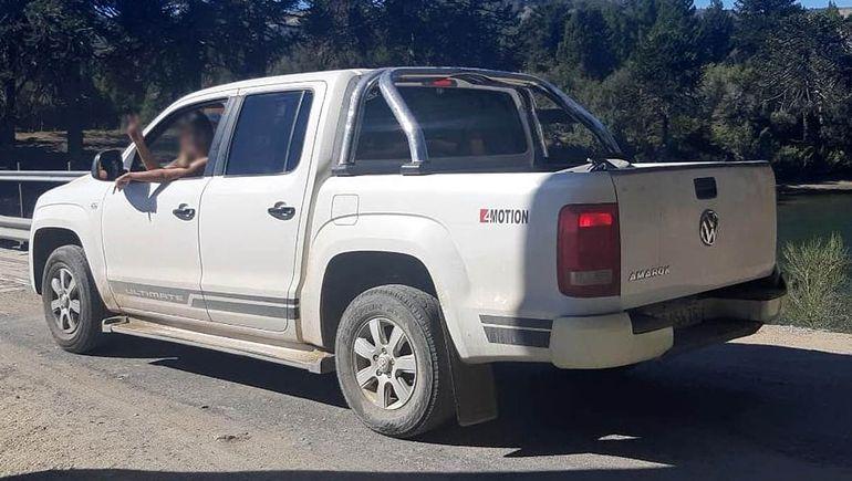 Encañonaron a un repartidor y le robaron la camioneta con 100 kilos de pan
