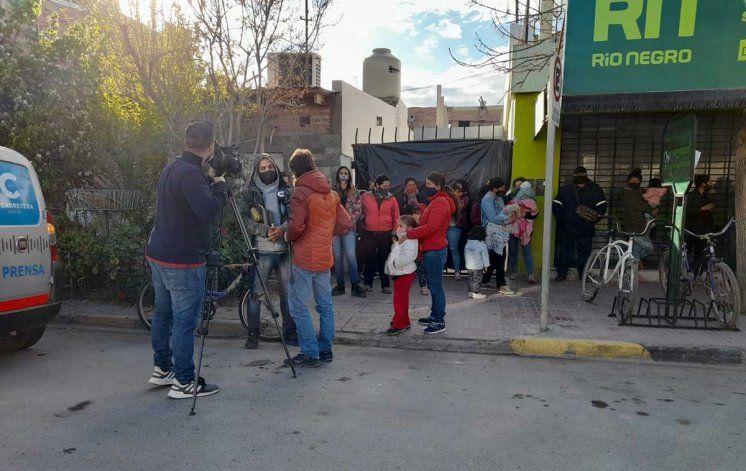 Ocupantes protestarán con tortas fritas frente al Municipio