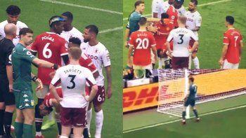 ¡Vení, patealo vos..!: Ronaldo arrugó y Dibu Martínez fue el héroe