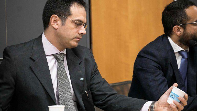 Rodríguez Lastra deberá sentarse en el banquillo una vez más