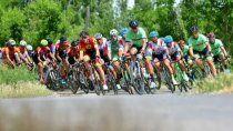 el ciclismo nacional se mide en la vuelta al valle