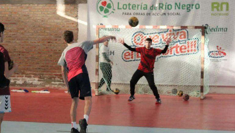 Comienza en el Alto Valle el Provincial de handball en mayores