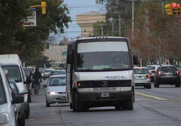 Policías custodiarán el recorrido del Pehuenche
