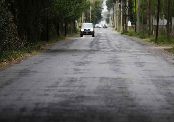 Preocupa el estado de la calle Salto