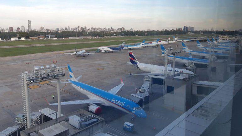 Aerolíneas Argentinas denunciará a los pasajeros que evadan controles