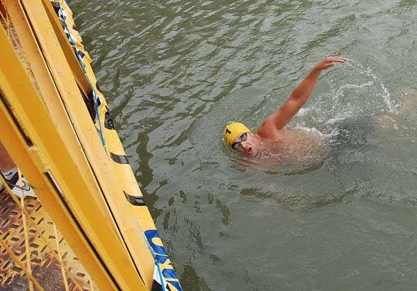 El Desafío al Canal Grande fue para Gastón Rodríguez