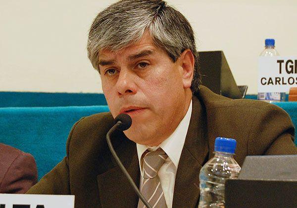 Peralta podría integrar el gabinete de Carlos Soria