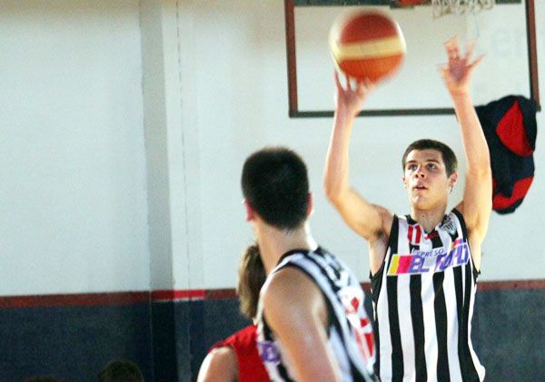 Clausura del Asociativo de basquet