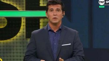 Hernán Castillo en TNT Sports.
