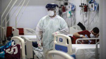 COVID: 10.356 nuevos casos y otras 135 muertes en las últimas 24 horas
