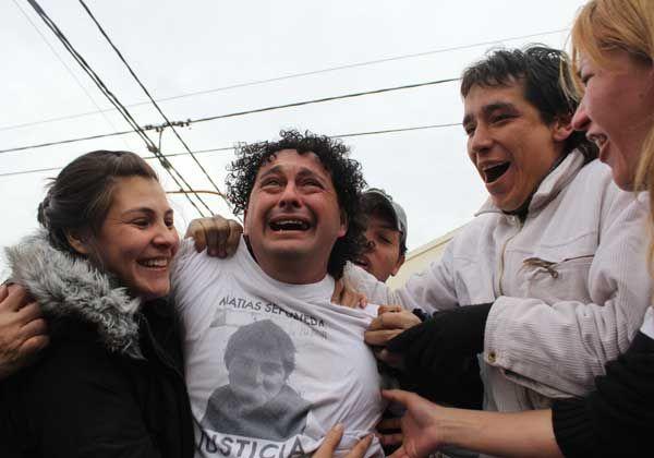 Condenaron a perpetua a cinco implicados en el crimen de Sepúlveda