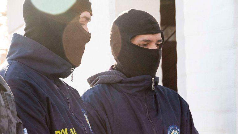 Condenan a megabanda narco de Roca que era dirigida por un preso