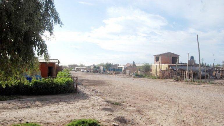En el asentamiento buscan pagar por las tierras ocupadas.