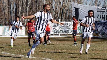 Cristian Taborda gritó su quinto gol en la campaña de Cipo.