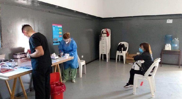Salud busca pacientes activos en el Alto Valle