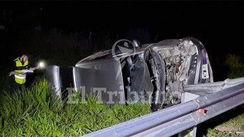 Una madre y dos hijos murieron decapitados en terrible accidente