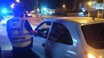 cayeron 13 conductores borrachos durante el fin de semana
