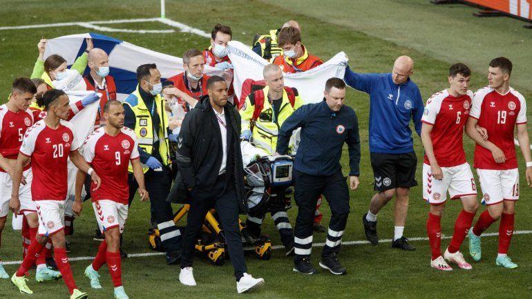 Tras el infarto en pleno partido, ¿Eriksen podrá volver a jugar al fútbol?