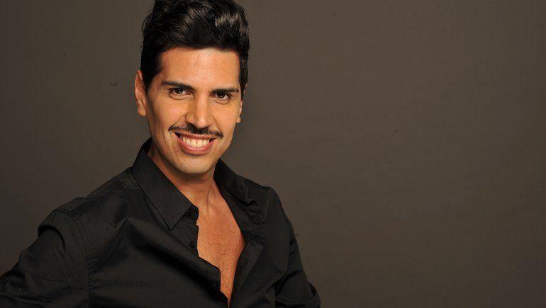 Pablo, el rionegrino que la rompe con su personaje drag queen y es furor en el país