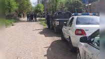 Formulan cargos a participe del crimen de barrio Los Sauces.