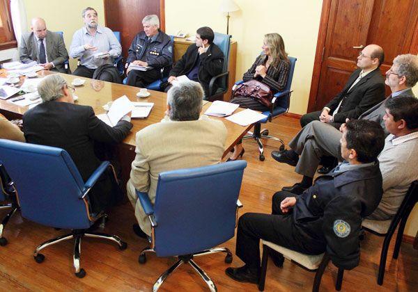 Se conformó la Comisión Revisora de la Ley Orgánica de la Policía de Río Negro