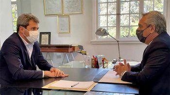 Crisis en el gabinete: Alberto viaja a La Rioja y se reúne con gobernadores peronistas