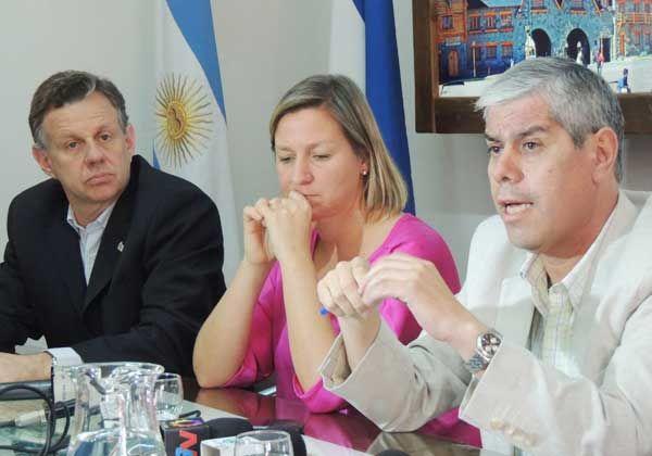 Provincia reiteró respaldo a Bariloche
