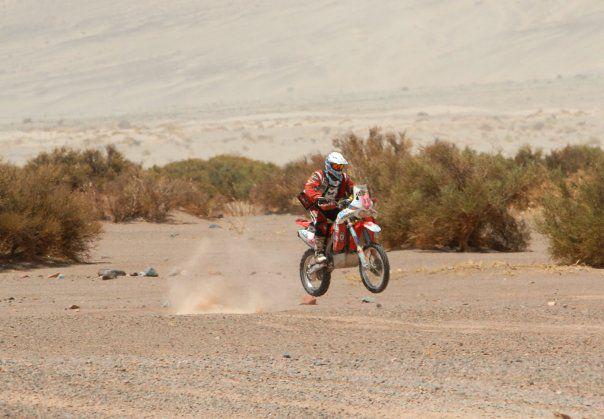 Cómo se preparó el recorrido del Rally Dakar 2011