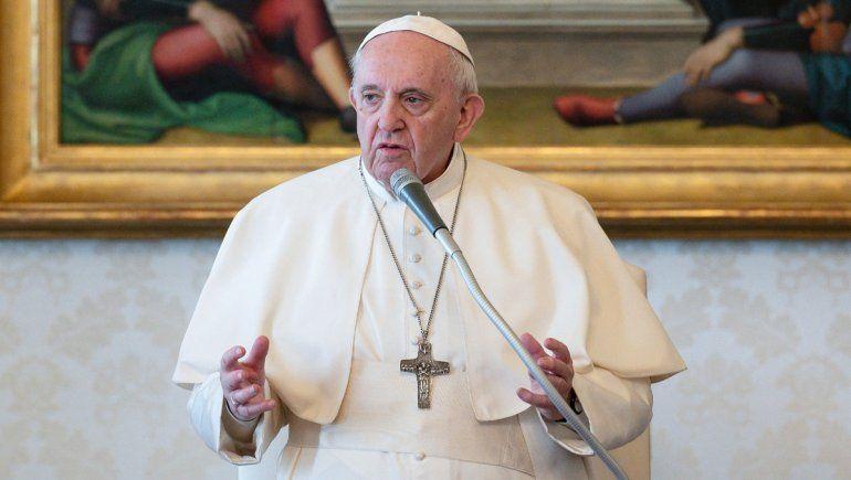 ¿Papa feminista?: Francisco denunció la inequidad entre hombres y mujeres