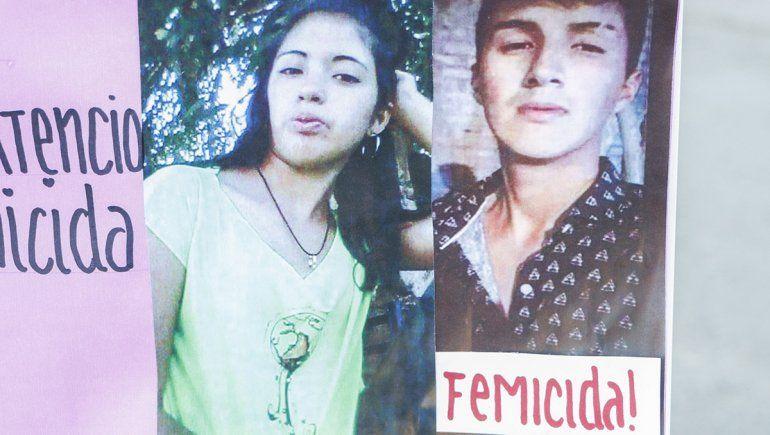 Femicidio de Agustina: no encontraron ADN de Rebolledo
