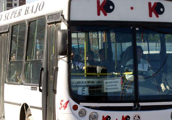 Ko-Ko aumentó el boleto en el tramo, Cipolletti-Neuquén