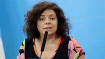 vizzotti: las nuevas cepas son mas transmisibles y letales