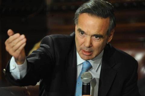 """Pichetto relativizó diferencias con Soria y se mostró """"frentista"""""""