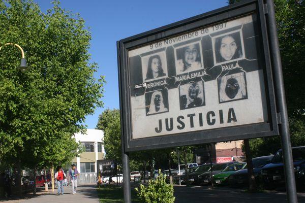 Conmemoraron los 15 años del Primer Triple Crimen