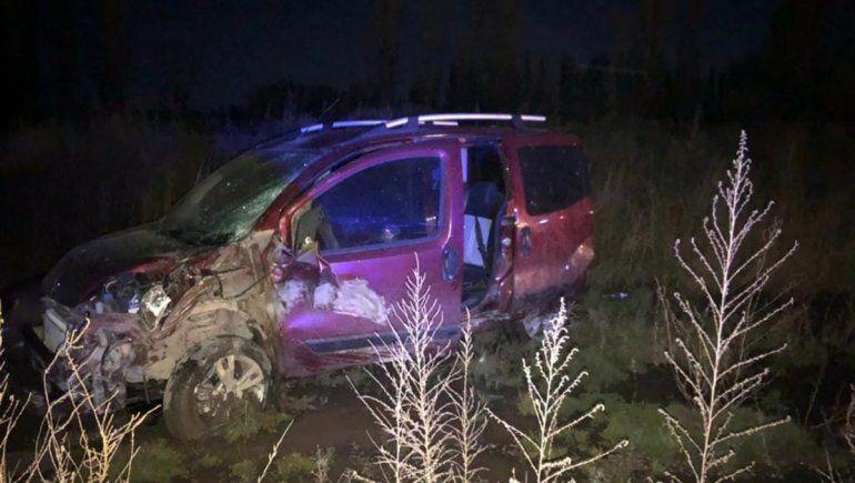 Un motociclista murió en un brutal accidente sobre la Ruta 65
