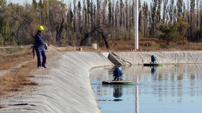 Avanza el proyecto de actualización del sistema de desagües cloacales de Cipolletti