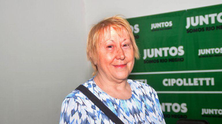 La legisladora Marta Milesiaseguró que Juntos hizo una elección histórica.