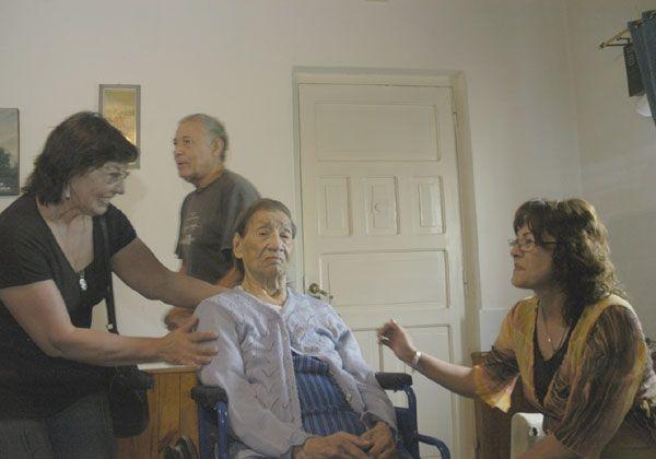 Concepción festejó sus 100 años en familia