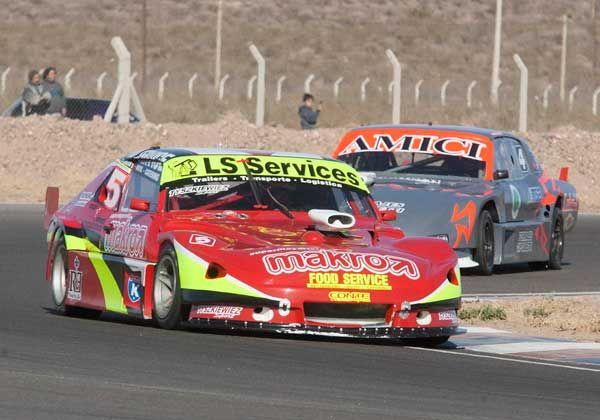TC y la Gol salen a pista en Centenario