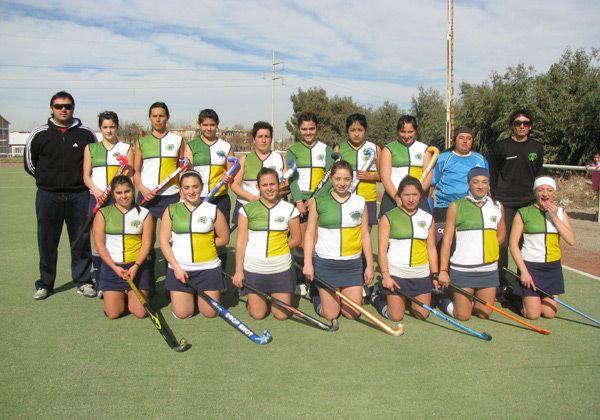 Hockey: Equipo de Allen participará del Campeonato Argentino